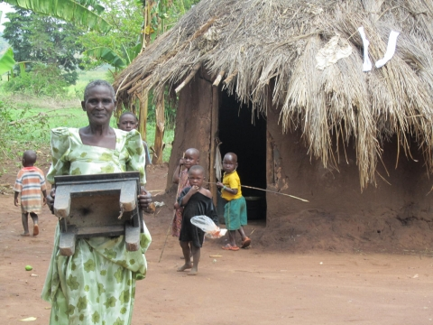 EXTREME MAKEOVER…UGANDA!!