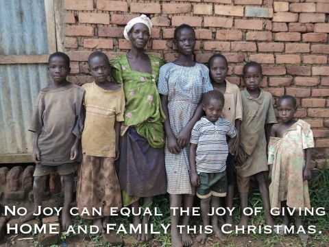 Joy & Purpose giving this Christmas!