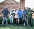 Arriving in Uganda…